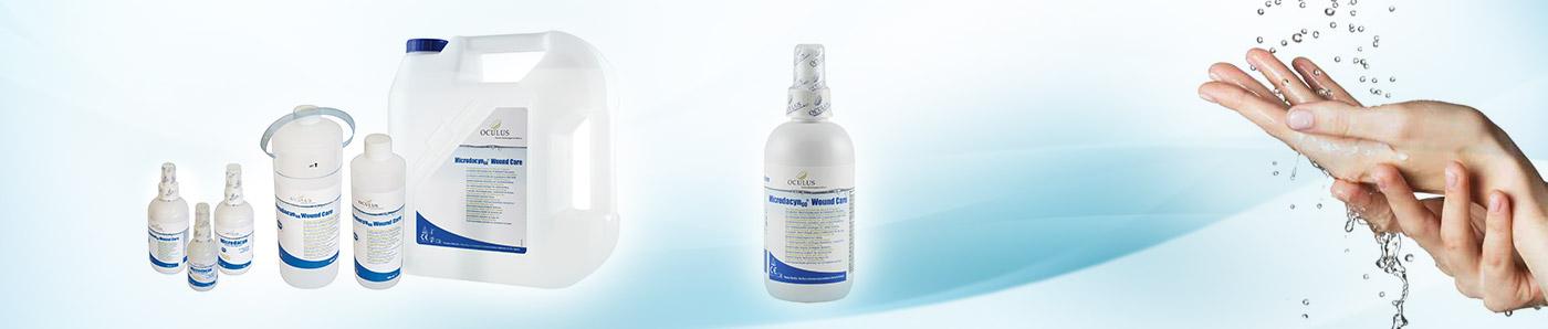 Soluzione superossidata MICRODACYN 60<sup>®</sup>