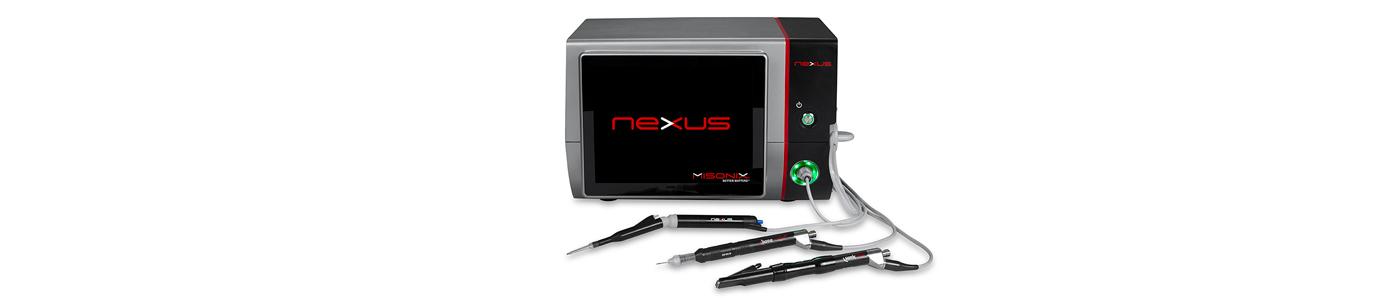 Aspiratore ad ultrasuoni NEXUS<sup>®</sup>